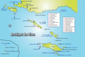 Archipel de Riou